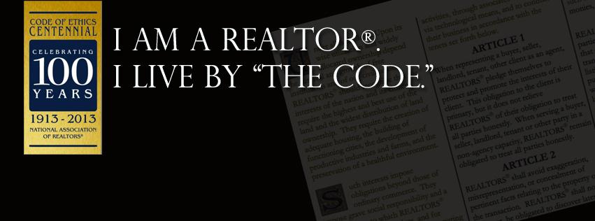 REALTORS® Celebrate 'The Code'