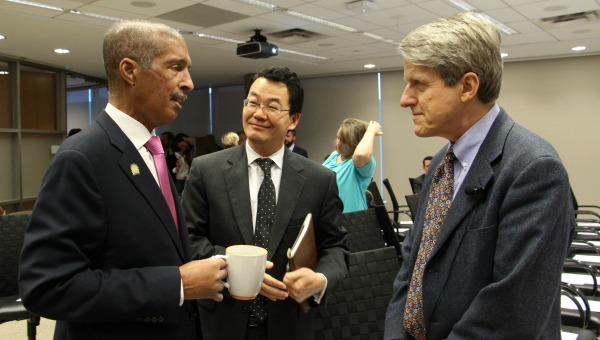 Bill Brown, Lawrence Yun, and Robert Shiller