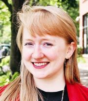 Lauren Tussey headshot