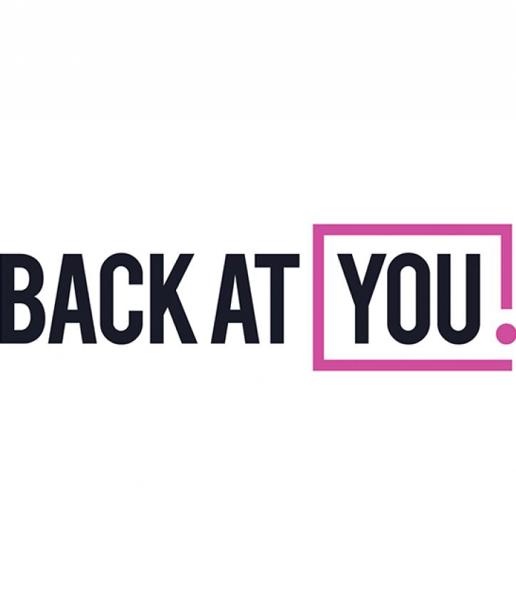 Back At You Logo