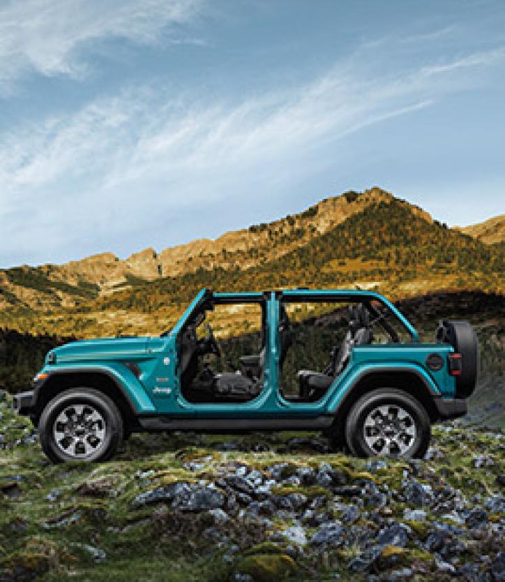FCA Jeep Wrangler