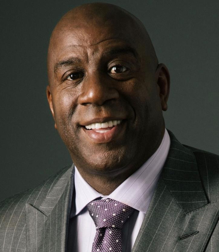 "General Session keynote speaker is NBA legend Earvin ""Magic"" Johnson"