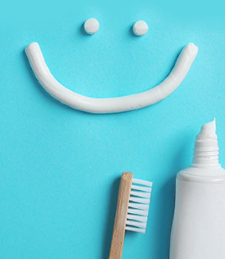 Toothpaste Smile