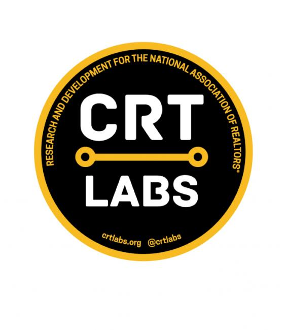 CRT Labs - Circular Logo Centered