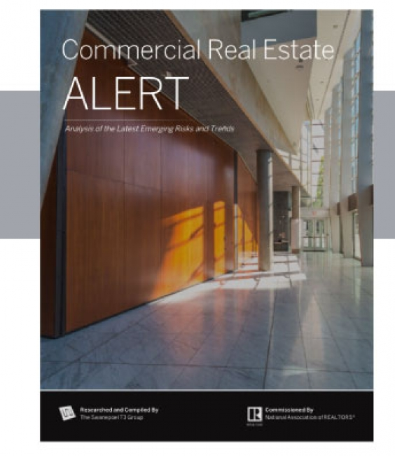 CRE ALERT cover