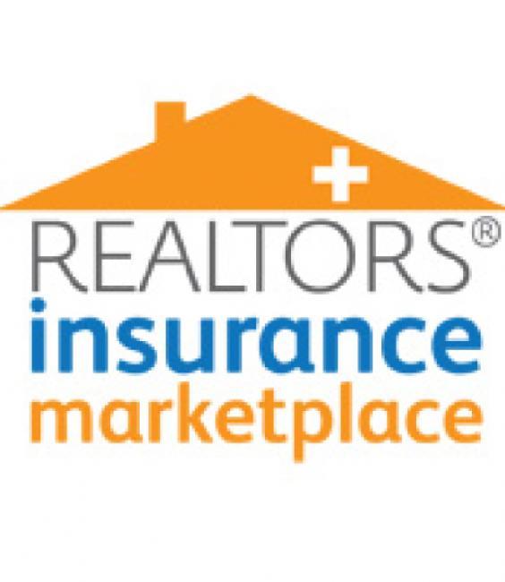 REALTORS® Insurance Marketplace Logo - Centered