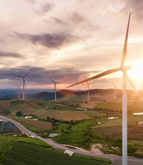 Wind Energy: Power Generating Windmills
