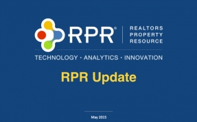 2016 RPR Presentation Legislative Meetings Update