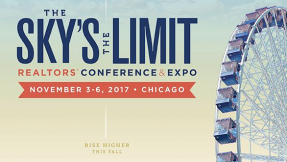 The Sky's the Limit: REALTORS® Conference & Expo November 3-6 in Chicago, IL