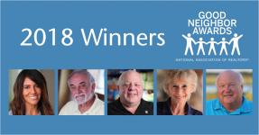 2018 Good Neighbor Awards winners