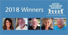 2018 Good Neighbor Awards winners