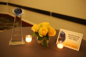 2018 Platinum Global Achievement Award Winners Osceola County Association of REALTORS®