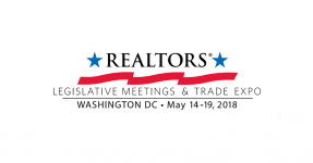 2018 REALTORS® Legislative Meetings & Expo logo