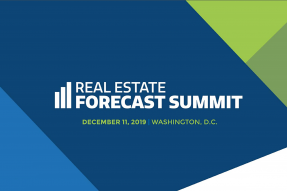 Cover of the 2019 NAR Real Estate Forecast Summit Speaker Slides