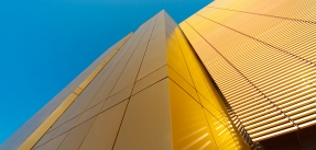 Commercial Real Estate Lending - Gold Building
