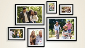 Don't Raise Taxes on Middle Class Homeowners Thumbnail - framed portraits
