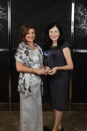 Diana Galavis and Maria Grulich