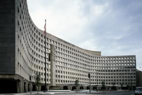 HUD building in Washington, DC