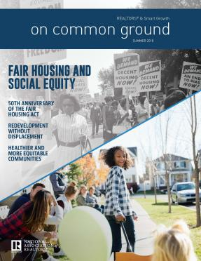 On Common Ground Summer 2018 Cover