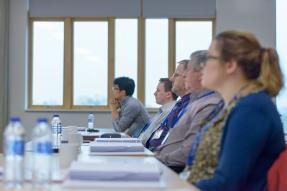 Audience Listening in Seminar