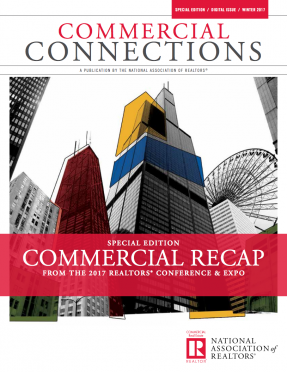 Winter 2017 Commercial Connections Cover