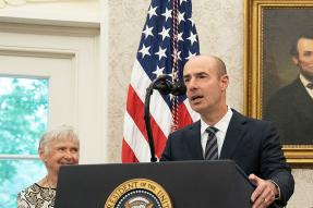 Department of Labor Secretary Eugene Scalia