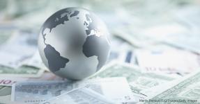 globe over dollars