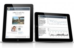 RPR Tablet Views