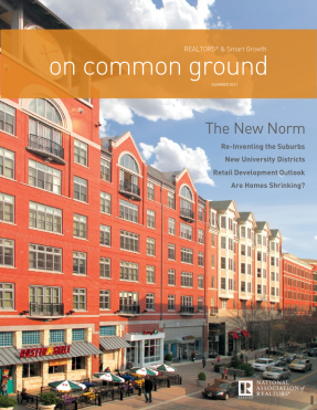Cover of the 2011 Summer issue of On Common Ground: The New Norm