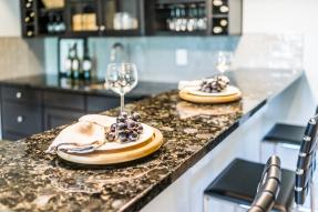 Staged Home Kitchen