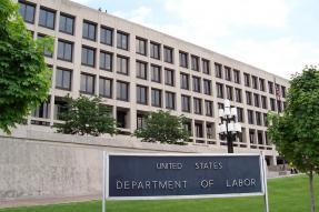 U.S. Department of Labor building, Washington DC