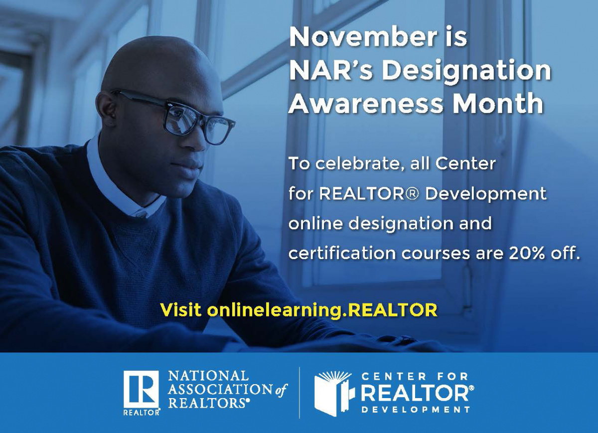 2017 Designation Awareness Month ad to share on social media