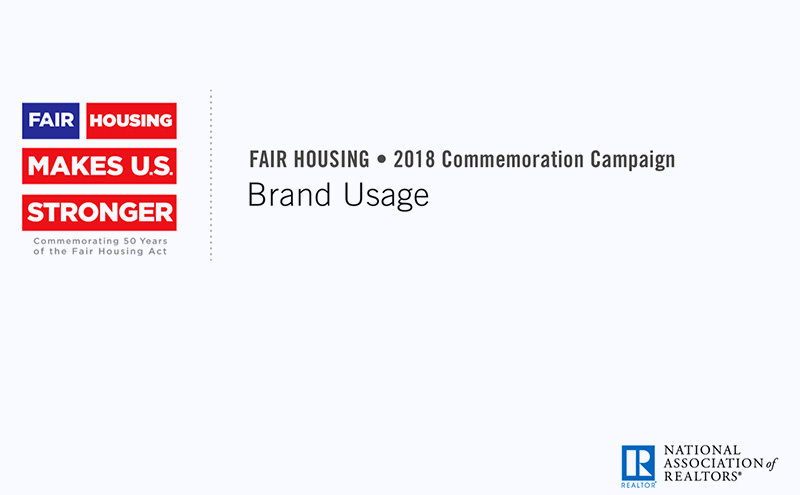 Fair Housing Brand Usage