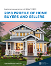 Cover of the 2018 Profile of Home Buyers and Sellers