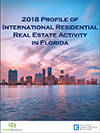 Profile of International Residential Real Estate Activity in Florida Cover