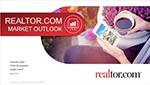 Cover of slide deck: Realtor.com Market Update