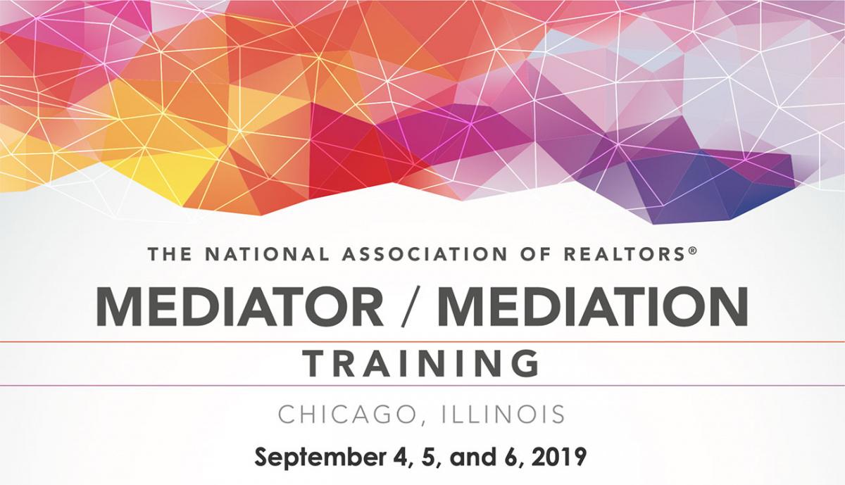 2019 Mediator Training