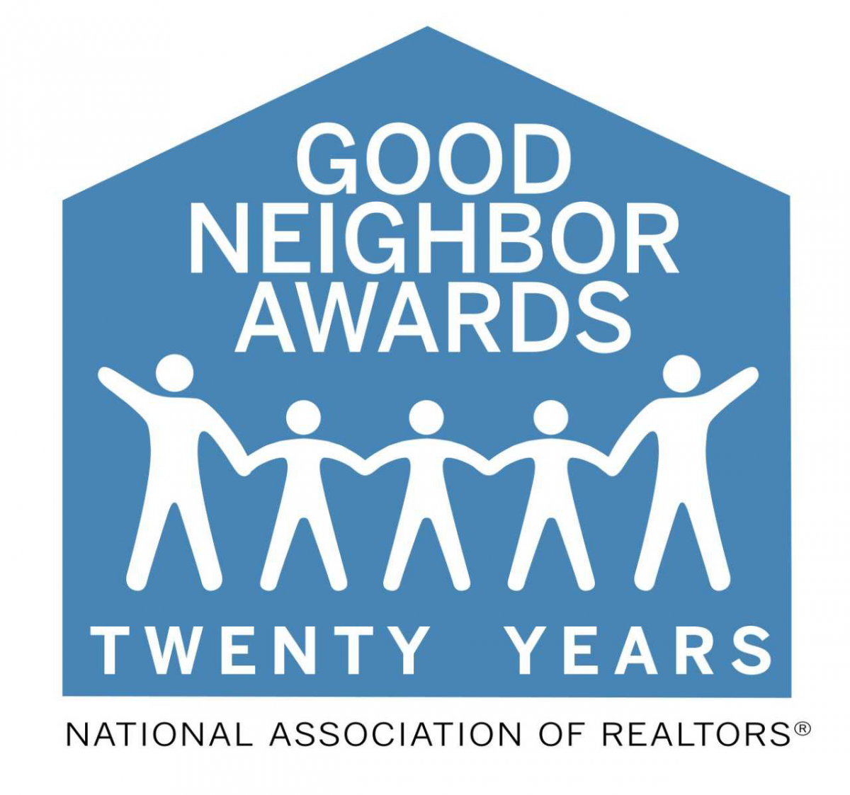 Good Neighbor Awards 20th Anniversary logo