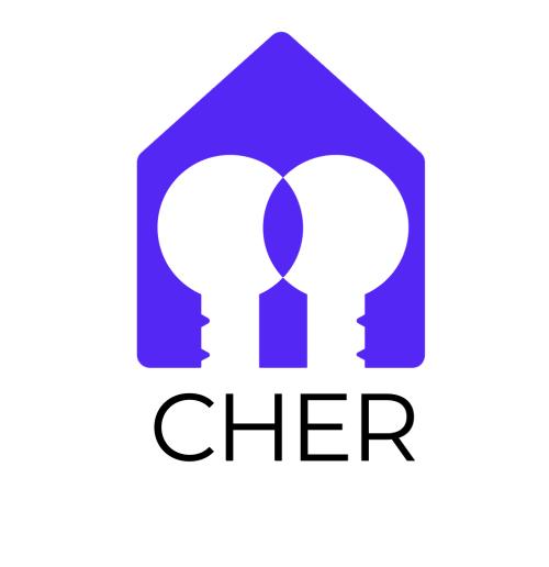 blue Cher logo