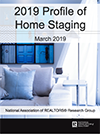 Cover of the 2019 Profile of Home Staging