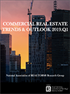 Cover of the Q1 2019 Commercial Real Estate Market Trends and Outlook