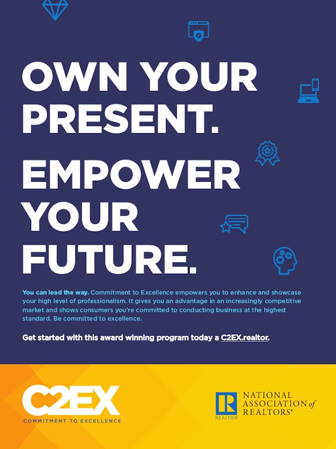 C2EX Full page ad