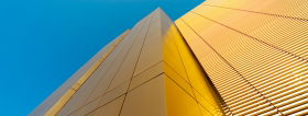 Gold Building 280w 106h