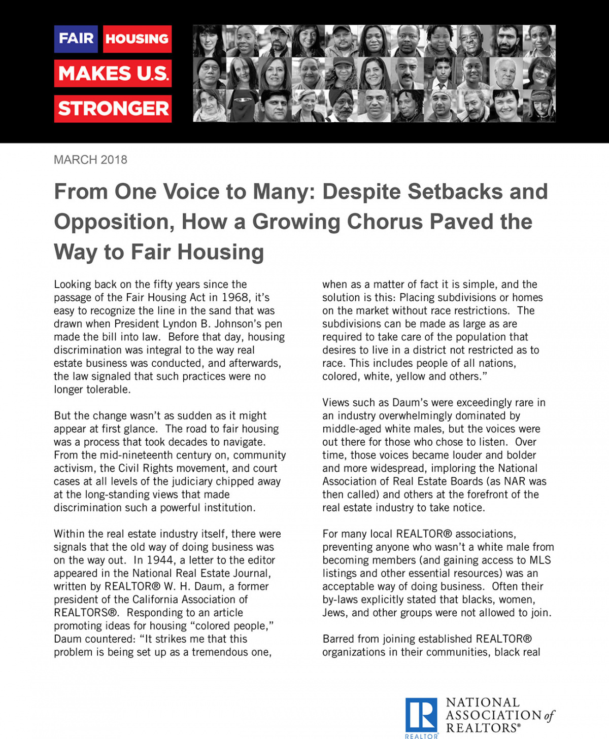 March 2018 Fair Housing thumb