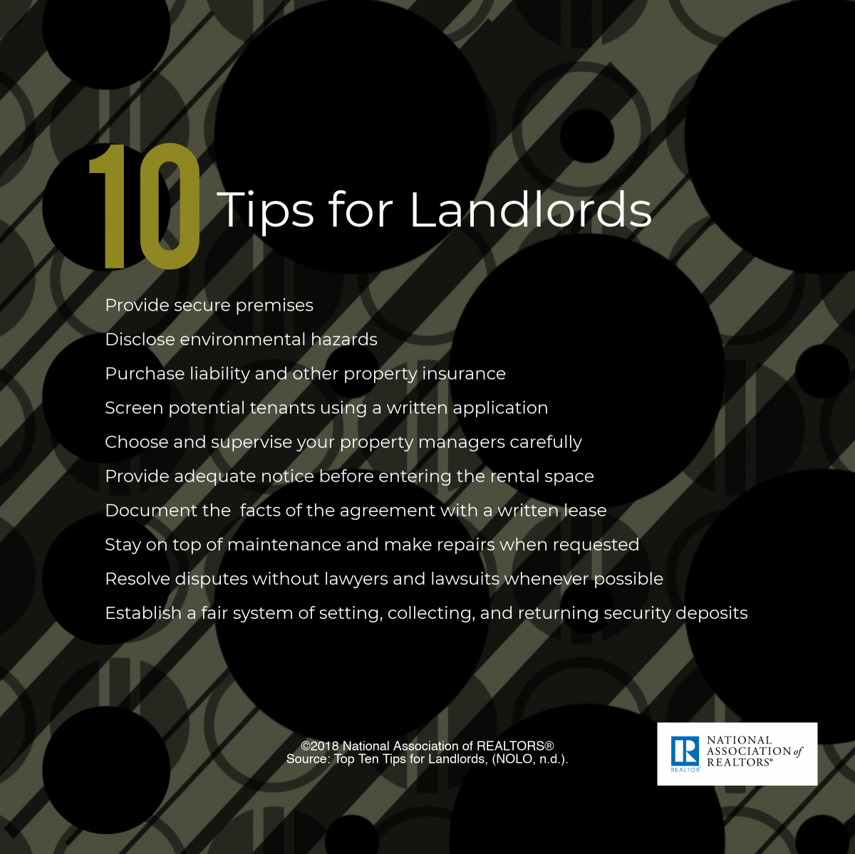 multifamily properties: 10 tips for landlords