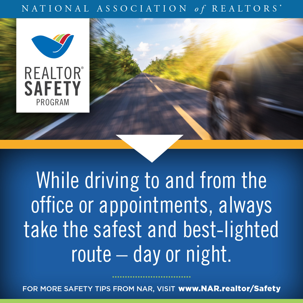 NAR Safety Tip 10-29-2018
