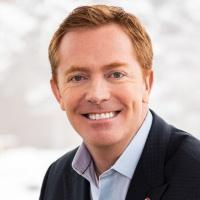 Close up of 2020 iOi Speaker Nick Bailey