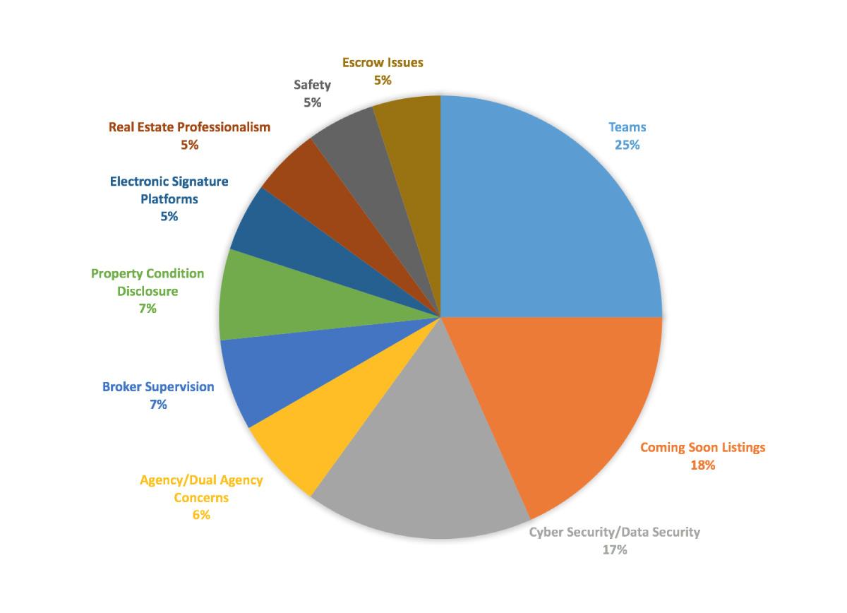 RMIC Top Issues Chart
