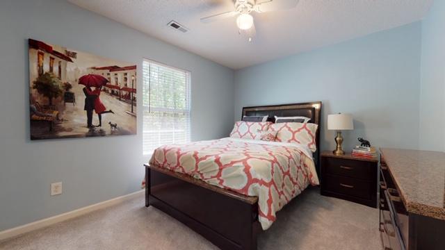 Videostaging Bedroom After