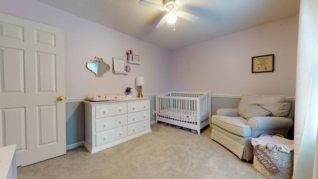 Videostaging Child Bedroom After